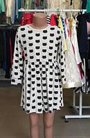 Детское платье 130 см (маломерка)
