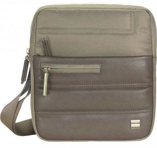 Коричневая практичная мужская сумка, наплечная Roncato Boston 2305/45