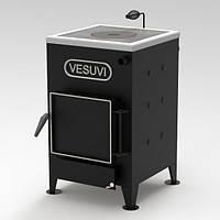 Твердотопливный котёл  с одной варочной поверхностью 12 кВт - VESUVI