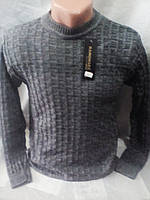 Мужской тонкий осенний свитер 48-50 рр