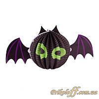 Декор на Хэллоуин, бумажное украшение