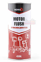 Промывка двигателя Nowax Motor Flush ✔ 450мл.