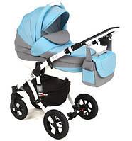 Детская коляска универсальная 2 в 1 Avila 87L Adamex