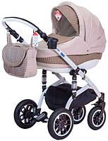 Детская коляска универсальная 2 в 1 Lara Eco 648K Adamex