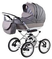 Детская классическая коляска 2 в 1 Katrina Эко 650K Adamex
