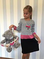 """Платье для девочек """"Лидия"""", размеры 104 - 146 см"""