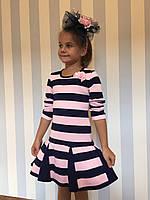 """Платье для девочек """" Нюша"""",размеры 98 - 134 см"""