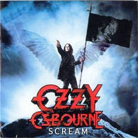 CD 'Ozzy Osbourne -2010- Scream'