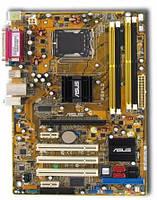 Плата S775 ASUS P5PL2 i945 на DDR2 под INTEL Pentium 4 и Pentium D 775 FSB 800 c ГАРАНТИЕЙ