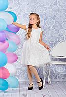 """Платье с пиджаком """"Зефирка""""1,размеры 98 - 134 см"""
