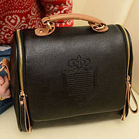 Стильная маленькая женская сумочка Черный