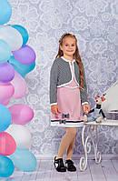 """Платье с пиджаком """"Габриелла"""" 1,размеры 104 - 146см"""