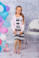 """Платье с пиджаком """"Паула""""2,размеры 104 - 146 см"""