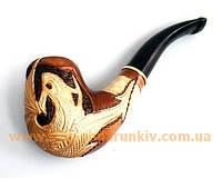 Курительная трубка ручной работы, резьба по дереву «Дракон»