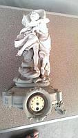 Часы настольные фарфор Мейсон? в реставрацию