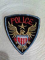 Термонаклейка полиция 20шт