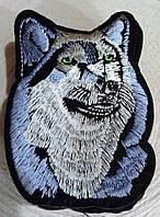 Термонаклейки волк 20 шт,