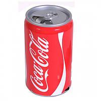Колонка-плеер в виде банки Coca - cola