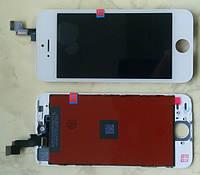 Apple iPhone 5s  модуль дисплей сенсор тачскрін білий