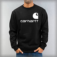 Свитшот черный Carhartt