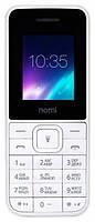 Мобильный телефон Nomi i182 White