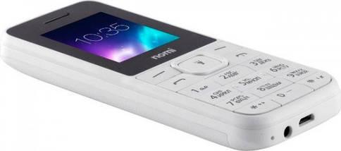 Мобильный телефон Nomi i182 White, фото 3