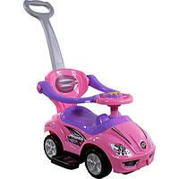Каталка-толокар Bambi Z 382-8 (розовый)