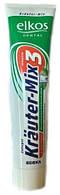Зубная паста Elkos Dental Krauter-Mix 3, Германия, 125 мл