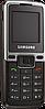 Мобильный телефон Samsung B110 Black