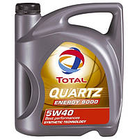 Total Quartz 9000 Energy 5W-40 4л