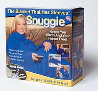 Одеяло-плед с рукавами Snuggle (Снагги) плед