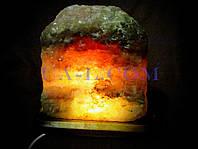 Соляная лампа СКАЛА 6-8кг