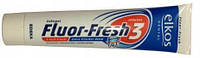 Зубная паста Elkos Dental Fluor-fresh 3, Германия, 125 мл