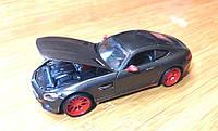 Машина металл Mercedes-benz SLS-klass 1:24 AMG