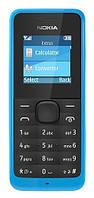 Мобильный телефон Nokia 105 Cyan, фото 1