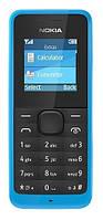 Мобильный телефон Nokia 105 DualSim Cyan, фото 1