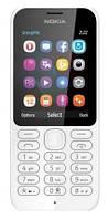 Мобильный телефон Nokia 222 White, фото 1
