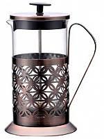 Чайник френч-пресс заварник Con Brio СВ-5180, 800 мл
