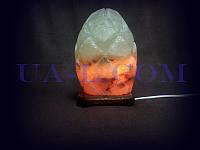 Соляная лампа Шишка 3-4кг