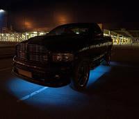 Подсветка днища авто—синяя! Водозащитная!