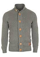 Мужской свитер кардиган Pete Cardigan от !Solid  в размере L