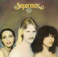 CD 'Supermax -1977- Don't Stop The Music'