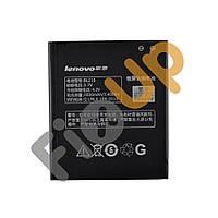 Аккумулятор для Lenovo S650 S820 S696 A658T A656 A750E A770 (BL210), емкость 2000 мАч, напряжение 3,