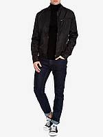 Мужская куртка ветровка Butz Jacket черного цвета от !Solid (Дания) в размере L