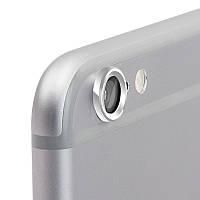 Защита JCPAL для камеры и кнопки Touch ID iPhone 6/6S (Silver)