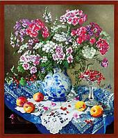 """Схема для вишивки бісером """"Літні квіти"""""""