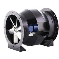 Осевой вентилятор в цилиндрическом корпусе Soler&Palau  TET/4-400 *230/400V 50*