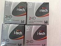 Дискета 2HD MF2HD 10шт. в упаковке цена за упаковку. 1.44mb