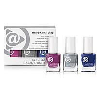 Набор лаков для ногтей marykayatplay™ «Модное трио»  3 x 4 мл Мери Кей/Mary Kay