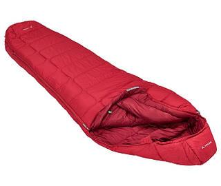 4-х сезонный спальник Vaude Sioux 1000/0°С (left) 4052285111816  Темно-красный